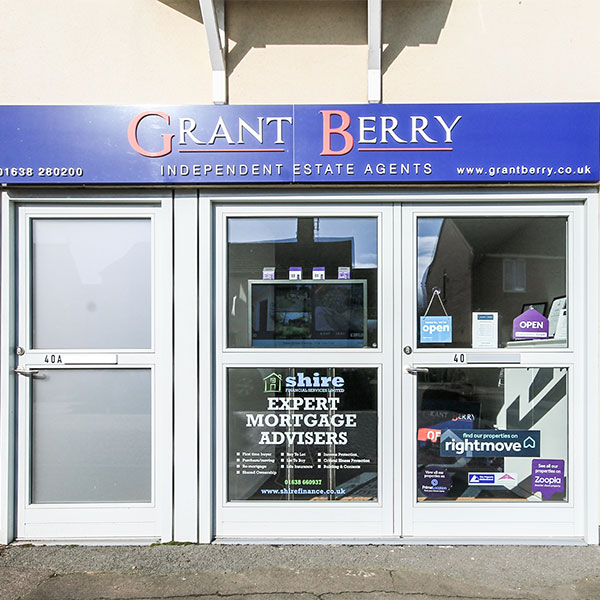 Grant Berry Office in Ely, Cambridgeshire